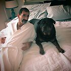 In bed with Marcello! by BOBBYBABE