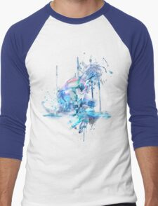 Greninja Men's Baseball ¾ T-Shirt