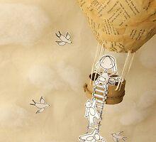 Let`s fly away!!! by caracarmina