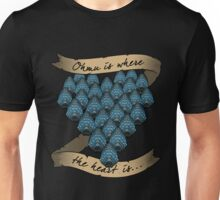 Ohmu is Where the Heart is T-Shirt