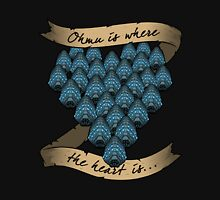 Ohmu is Where the Heart is Unisex T-Shirt