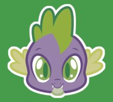 Spike The Dragon Baby Tee