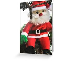How Did I End Up In This Tree? Greeting Card