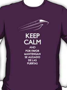 Keep Calm and Monorail T-Shirt