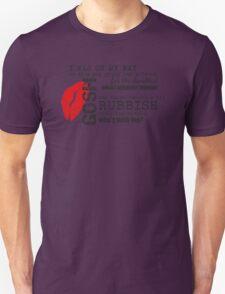 River Song - Gypsy Bar Mitzvah Unisex T-Shirt