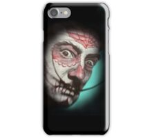 Day of Dead Dali iPhone Case/Skin