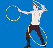 Mamma Mia, Triple Hoop Action by coffeesketching