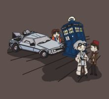 Doctor Meets Doctor Kids Clothes