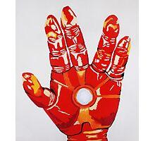 live long and prosper, mr. stark Photographic Print