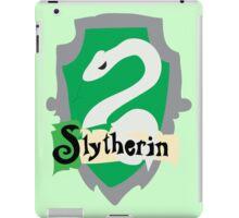 Slytherin Crest iPad Case/Skin