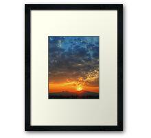 ©HCS Overcome The World II Framed Print