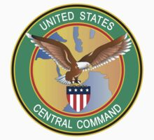 US Central Command (CENTCOM) Emblem by GreatSeal