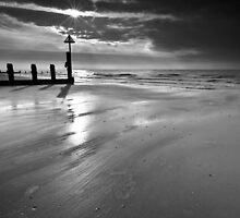 At What Point BW by Andy Freer