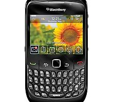 Blackberry Curve 8520 by rohitshaeety