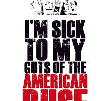 MC5 AMERICAN RUSE POSTER by westox