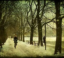 On A Winters Day by © Kira Bodensted
