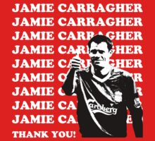 Jamie Carragher by jankoba