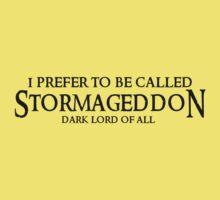 Stormageddon Baby Tee
