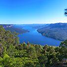 Burragorang Valley by Steve Randall