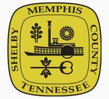 Memphis City Seal by GreatSeal