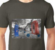 Revenge of the killer phone box  Unisex T-Shirt