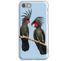 Palm Cockatoo iPhone Case/Skin