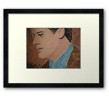 Brendan Framed Print
