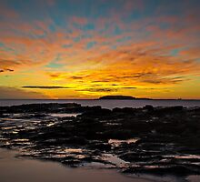 Dawn Explosion of Light by bazcelt