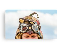 Have goggles - will travel Canvas Print