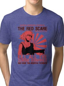 The Red Scare (1) Tri-blend T-Shirt