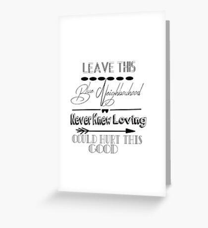 Troye Sivan Greeting Card