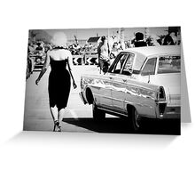 Could it be Marilyn... Greeting Card