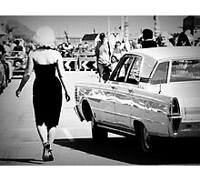 Could it be Marilyn... Photographic Print