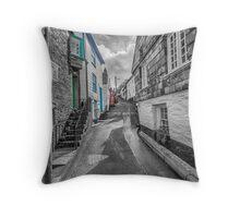 Church Hill Port Isaac Throw Pillow