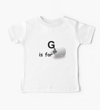 G is for ...V4 Baby Tee