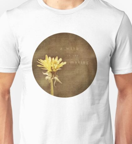 a wish in the making T-Shirt