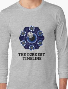 The Darkest Timeline Long Sleeve T-Shirt