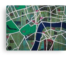 What's On London Canvas Print