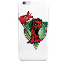 Zombie King iPhone Case/Skin