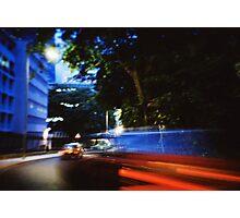 Fast/Blur - Lomo Photographic Print