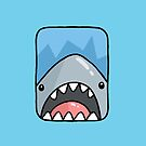Shark Phone Case by VenkmanProject