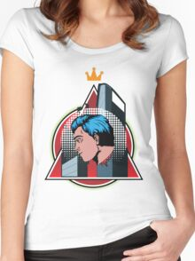 Hero King  Women's Fitted Scoop T-Shirt