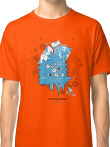Futuristic  Classic T-Shirt