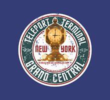 GRAND CENTRAL TELEPORT TERMINAL NEW YORK  Unisex T-Shirt