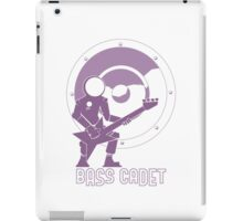 Bass Cadet with Speaker Amp Moon iPad Case/Skin