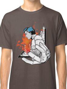 battle ground power  Classic T-Shirt