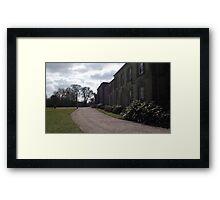 National Trust Arlington Court, North Devon Framed Print