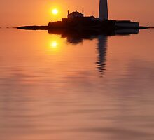 St Marys Lighthouse by NortheastOne