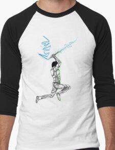 Extreme lightning  Men's Baseball ¾ T-Shirt