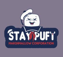 STAY PUFT 2ND V by superedu